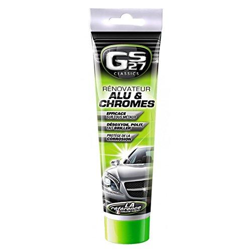 GS27 - Rénovateur Alu & Chromes