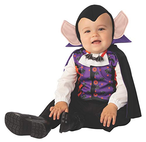 Rubie's Kid's Opus Collection Lil Cuties Little Vampire Costume Baby Costume, As Shown, Toddler