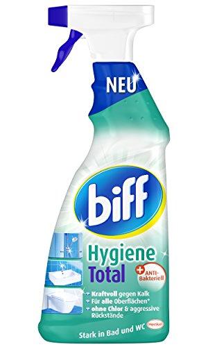 Biff Hygiene total Badreiniger Flasche, 750 ml