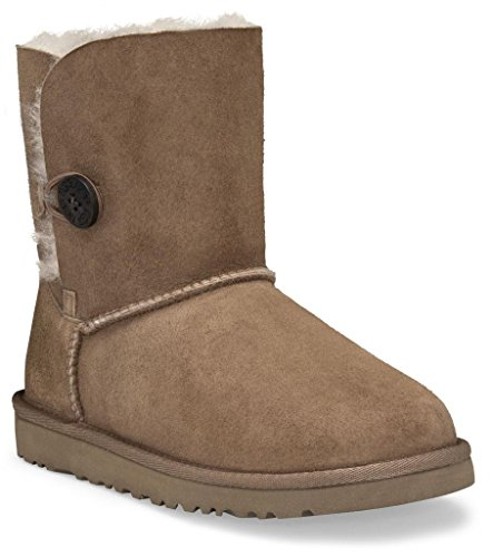 UGG 5991 Kid's Bailey Button, Unisex - Kinder Stiefel, Braun (CHESTNUT),  30 EU (12  Uk)