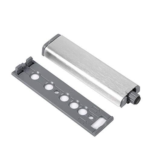 Sistema di smorzamento della Porta Aperta Cassa in Acciaio Inossidabile Porta dell'Armadio Cerniera del cassetto Sistema di Apertura a Pressione Ammortizzatore Fermo del tampone(Magnetic Tip)