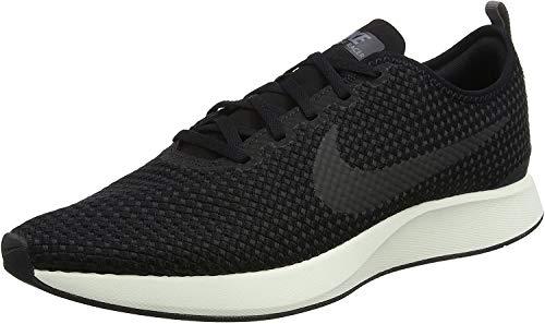 Nike DUALTONE Racer SE, Zapatillas de Gimnasia Hombre, Negro (Black/Black/Dark Grey/Sail 007),...