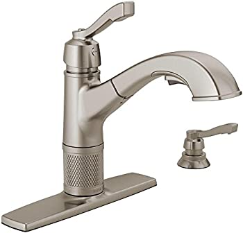 Delta Allentown Single-Handle Pull-Out Kitchen Faucet
