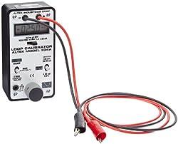 Altek 1798828 Model 334A Loop Calibrator, 4-20 mA Process Control Loop