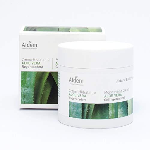 Aldem, Crema Hidratante Aloe Vera - 50 ml.
