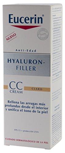 Eucerin Hyaluron-filler Cc Cream Hell 50ml