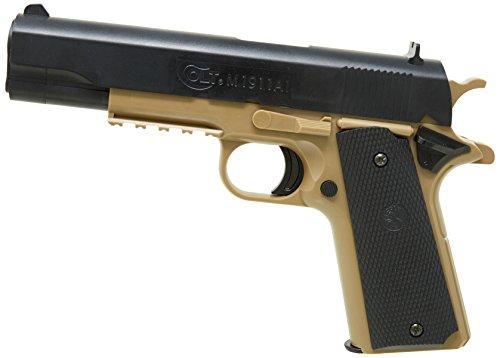 Cybergun Colt 1911 A1 Springer 6mm BB Bicolor