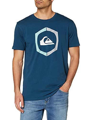 Quiksilver™ Sure Thing Tshirt Tshirt Männer XXL Blau