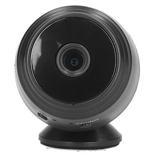Emoshayoga Cámara de Seguridad con cámara de visión Nocturna, Carga USB, cámara WiFi, grabadora de Ciclismo, conducción