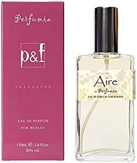 AIRE by p&f Perfumia Eau de Parfum para mujer Vaporizador (110 ml)