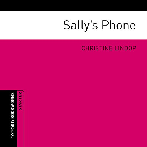 Sally's Phone audiobook cover art