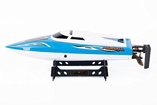 UDI U002 2.4GHz High Speed Big RC Racing Boat - Blue by UDI RC