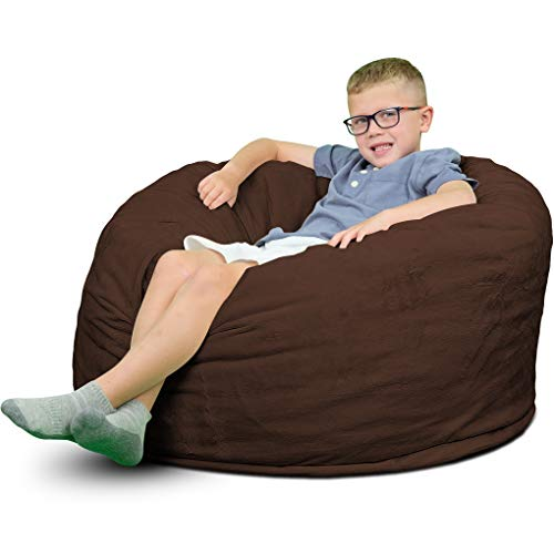 ULTIMATE SACK Bean Bag Chairs in Multiple Sizes and Colors: Giant...