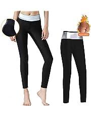 gewichtsverlies broek sauna broeken, zweetbroek voor vrouwen vetverbranding, dames afslanken, thermo-neopreen sweatsauna