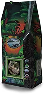 Camano Island Coffee Roasters - Organic Sumatra Medium Roast Coffee - Fresh Premium USDA Certified Organic, Shade Grown, Fair Trade, and Ethical
