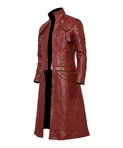 Style Up Ltd Devil May Cry 5 Dante Disfraz de Fiesta Casual Wear Faja de Cuero Sinttico