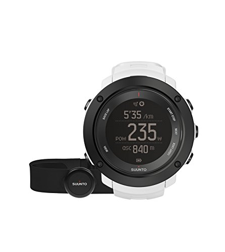 For Sale! SUUNTO Ambit3 Vertical HR Monitor Running GPS Unit, White