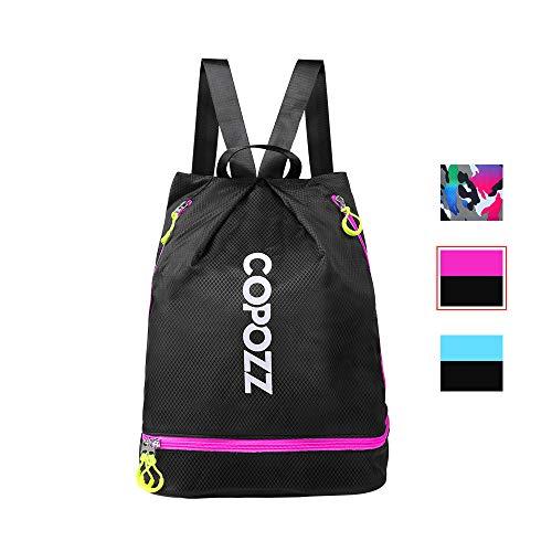 COPOZZ Waterproof Gym Swimming Bag