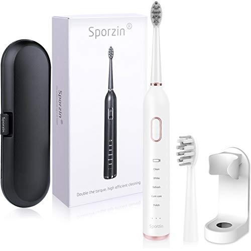 cepillos de dientes electricos, cepillo electrico cepillo de dientes eléctrico cepillo dientes electrico, cepillo de dientes electrico Sporzin cepillos de dientes eléctricos cepillos de dientes