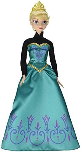 Disney Frozen Puppe, und ihre Kleider ELSA