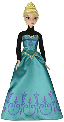 Disney Frozen–Puppe, und ihre Kleider ELSA