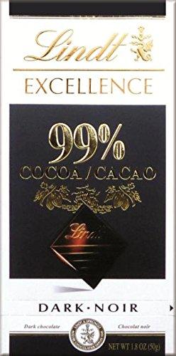Lindt - Excellence - Dark 99% - 50g (Case of 18)