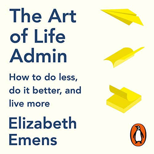 The Art of Life Admin cover art