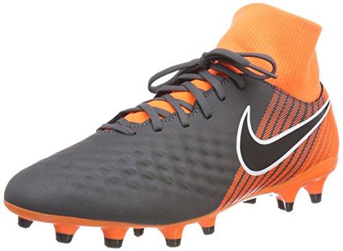 Nike Magista Obra II Academy DF FG Cleats [Dark Grey] (10.5)