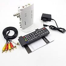 LFJNET (Upgraded Version) ISDB-T Digital Terrestrial Converter TV Box Receiver 1080P US Plug