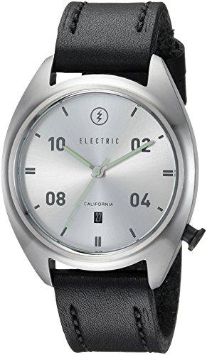 Electric Visual Unisex-Erwachsene analog Japanischer Quarz Uhr EW015005-0088