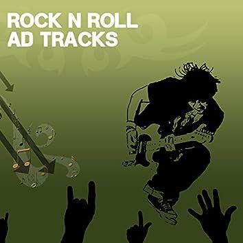 Raw Rock N' Roll Ad Tracks