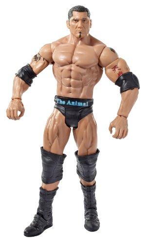 WWE Série #37 - #14 Batista Wrestlemania 21 Figurine