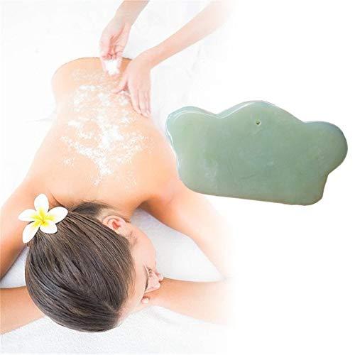 Roller Visage Roll On Jade Favoriser La Circulation Sanguine Anti-Vieillissement Du Visage Naturel Soins de la peau visage Visage-ascenseur