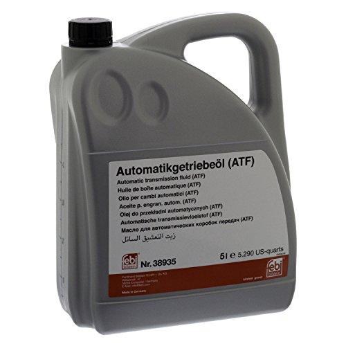 febi bilstein 38935 Automatikgetriebeöl (ATF) , 5 Liter