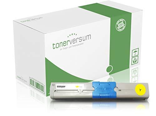 Toner compatibel met Oki 46508709 gele inktcartridge voor C332dn C332 MC363dn MC363dnw MC363n laserprinter