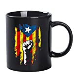 Catalonia Independence - Taza de café