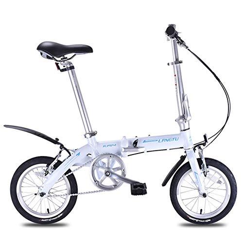 Xiaoyue Mini Folding Bikes, leichte, tragbare 14