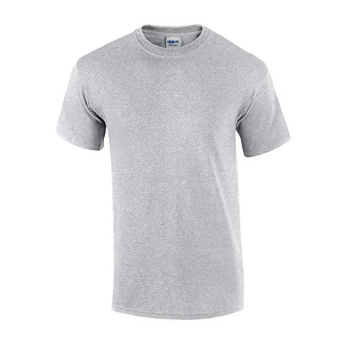 Gildan - Ultra T-Shirt '2000' - Übergrößen bis 5XL 5XL,Sport Grey