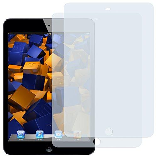 mumbi Schutzfolie kompatibel mit iPad Mini Folie, iPad Mini 2 Folie klar, Bildschirmschutzfolie (2X)