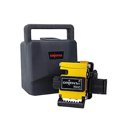 ORIENTEK T30C Fiber Cleaver High Precision Fiber Optic Cutting tools clivador fibra óptica