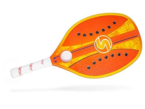Racchetta Beach Tennis Racket Sexy Beach Sirf 2019 (Orange)