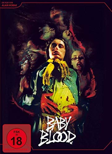 Baby Blood - 30th Anniversary  (Uncut) (inkl. Bonus-DVD)