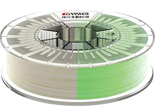 Formfutura 1.75mm EasyFil ABS - Glow in the Dark Green - 3D Printer Filament