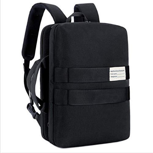 CMZ Rucksack Multifunktionaler Computerrucksack Umhängetasche Umhängetasche Dreifach-Business-Computertasche Geschenkrucksack