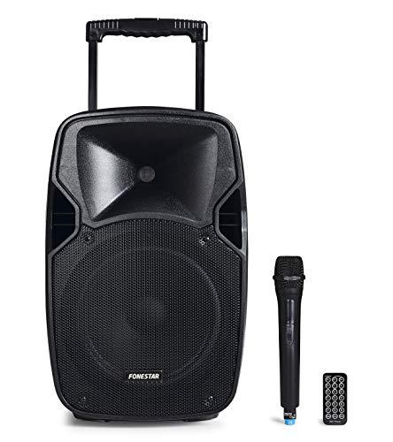 Fonestar Amplificador Portátil Malibu-110L