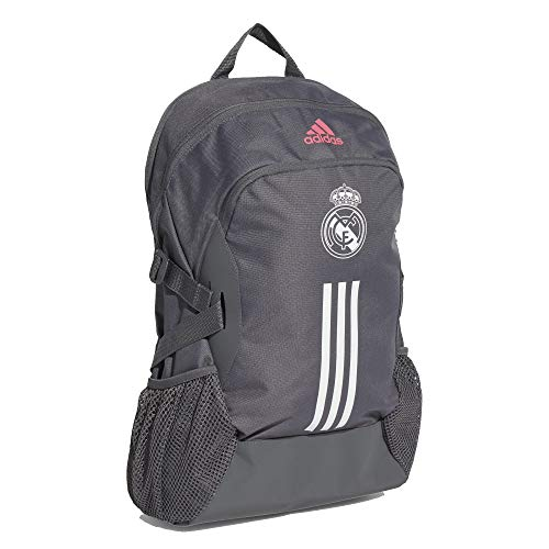 adidas Real Madrid - Mochila, color gris