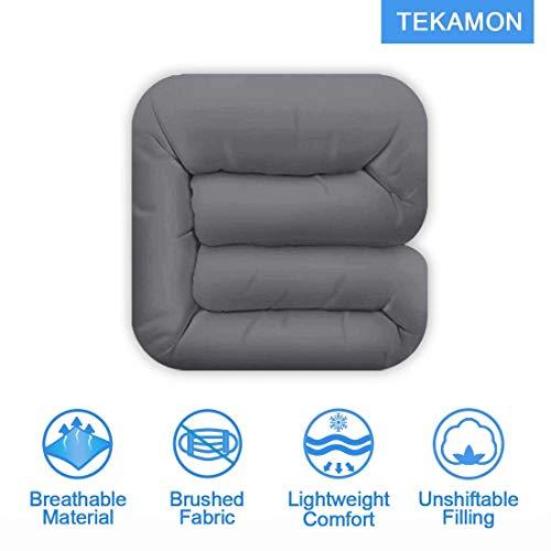 TEKAMON All Season Queen Comforter