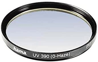 Hama and Protective Filter  Coats  for Camera Lenses BLACK  00070167