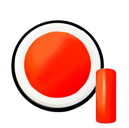 Fluo Rouge # 1 Gel UV Vernis 5 ml – Fabriqué en Allemagne