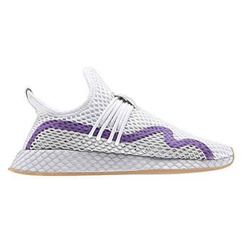 Adidas DEERUPT S W, Zapatos de Escalada para Mujer, Multicolor (Ftwbla/Puract/Griuno 000),...
